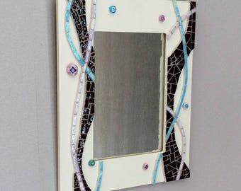 Mirror mosaic patterns interleavings lights