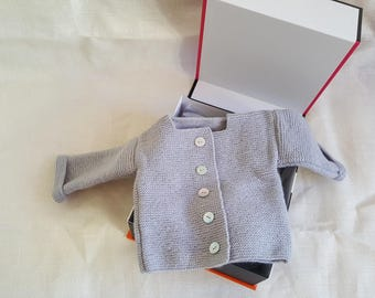 Waistcoat for baby (size 3 months)