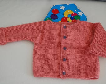 Jacket-coat for baby in size 6 months