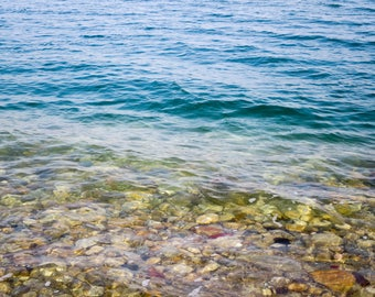 Dead Sea Abstract