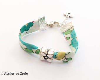 Bracelet obliquely Liberty Betsy Mint