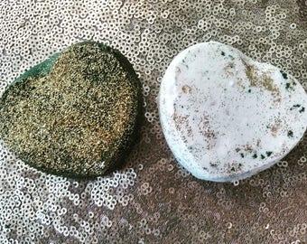 Set of 3 bath bombs