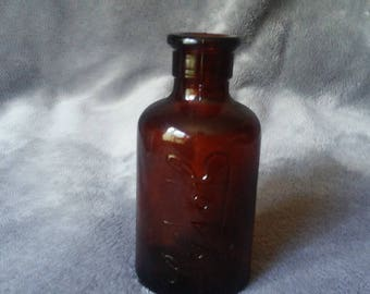 Antique lysol bottle
