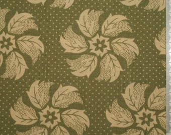 "100% cotton. Fabric moda - ""french General"" - ""Christmas party"" - 14"