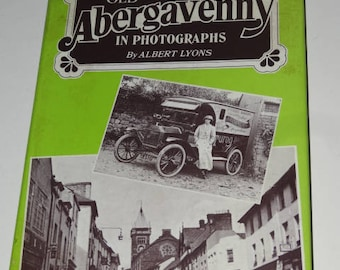 Old ABERGAVENNY A PICTORIAL  Book