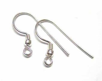 18mm Silver Earring 6 hooks