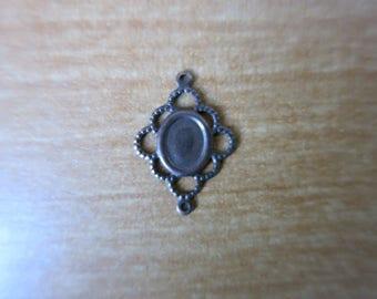 Infill diamond copper