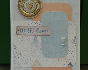 Tenderness With Love card