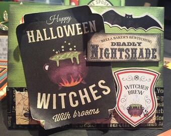 Happy Halloween Witches!