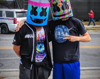 Slushii / Marshmello Helmet [Mellohead]