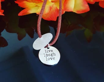 Surf style Seaglass necklace. Love your ocean.