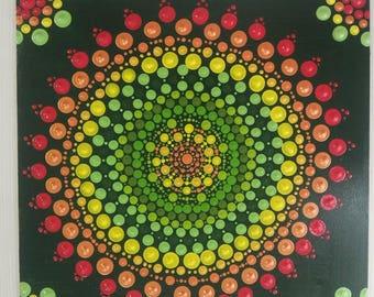Dot Art - Handmade - Paints