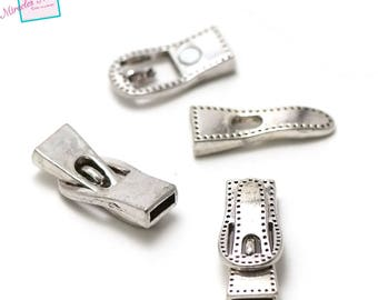 "1 magnetic clasp ""belt 02"" 27 x 12 x 6 mm"