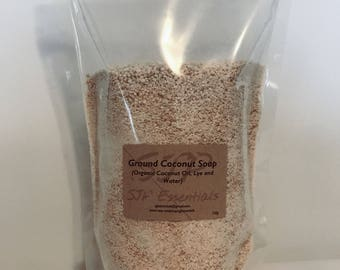 Ground Coconut Soap 500g