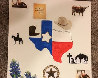 Love your state collage