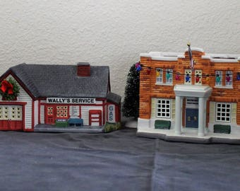 Hawthorne Village - Welcome To Mayberry Collection