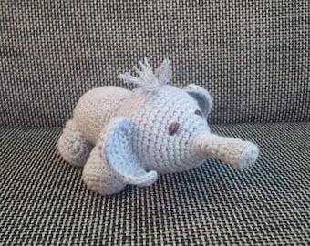 Sweet elephant toy