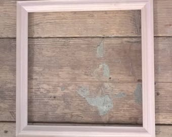Frame made with lime wood