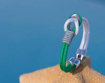 Nautical bracelet for men