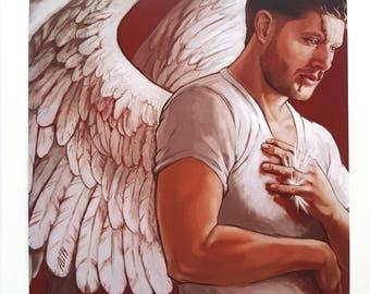 Dean Winchester. Michael