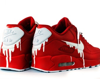 Nike Air Max White Drip