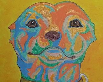 Original pet portraits