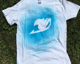 Regular Sprayed Shirt