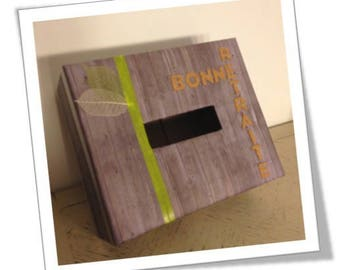 retired box urn pot