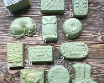 Herbal Raspberry Handmade Natural Soap