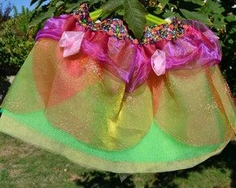 Princess Tutu fairy of flowers small skirt