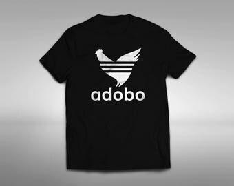 Mens Filipino T-shirt: Adobo