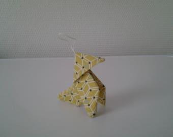 "Pine Cone ""Graphic"" fabric"