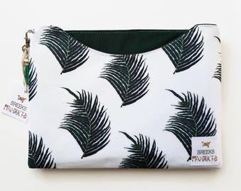 Custom Tablet,iPad pro 10.5 dust sleeve,9.7,Ipad 4,3,2,botanical,palm print,tropical,greenery,jungalow,covers all sizes.