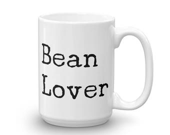 Bean Lover Coffee Mug