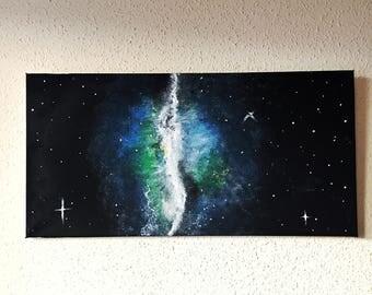 Galaxy | Painting