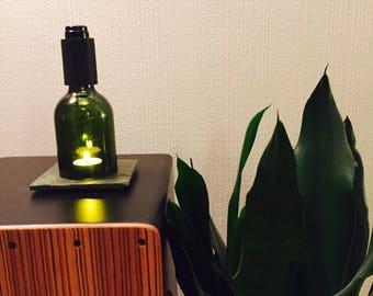 Candle light zen storm: STONE