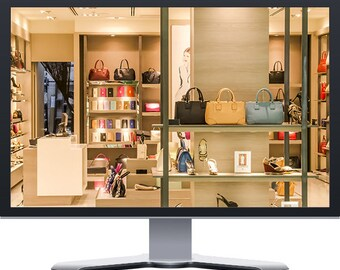 Clothing Style Fashion Boutique E-Commerce Shopify Website Design