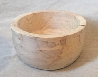 Handmade Sycamore Bowl
