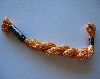 skein 806 brand ELVIRA CUS beaded silk brand old Germany Perl coast minion