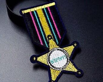 "Patch Thermo ""crest emblem"""