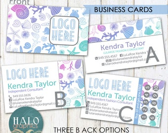 Business Cards - SHELLS