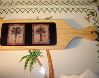 Tropical Cheese Board