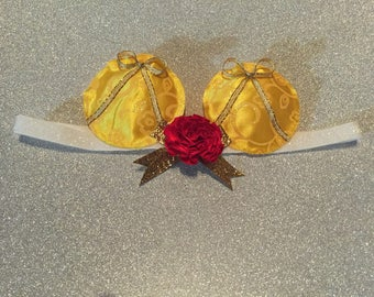 Beauty and the Beast: Baby Belle Ears