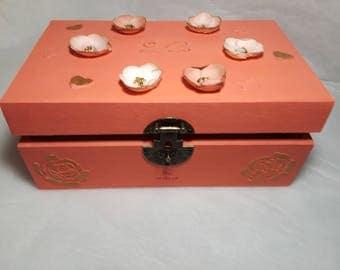 "jewelry box ""LOVE """