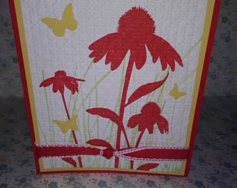 Any Occasion Inspired by Nature Handmade greeting Card