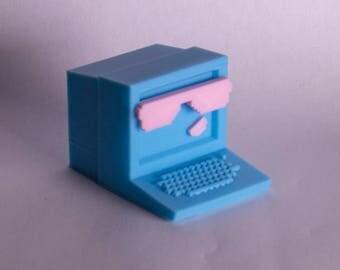 The Drumming PC Miniature