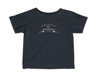 There's No Place Like Eltham Infant T-Shirt