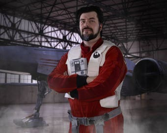 Resistance X-Wing Pilot Uniform / Flight Suit