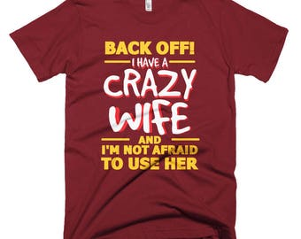 Back Off! Short-Sleeve T-Shirt