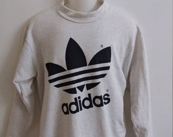 Adidas Sweatshirt Big Logo